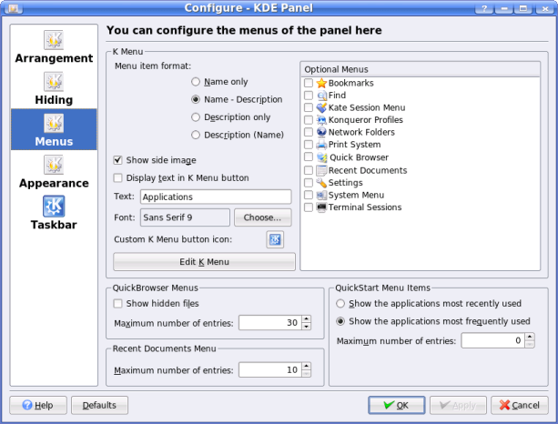 Kde3panel config.png