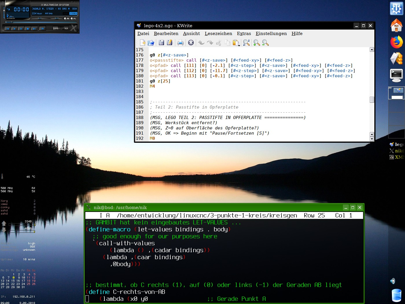 Trinity R14.0.5 Desktop on FreeBSD